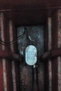 Länspump i kölsvin på folkbåt